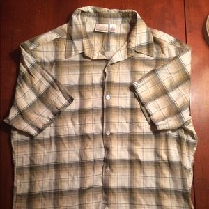 Hurley Intl. Men's Casual Short Sleeve Large